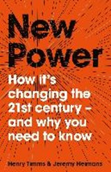 New power | Jeremy Heimans |
