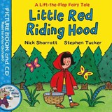 Little Red Riding Hood | Sharratt, Nick ; Tucker, Stephen |