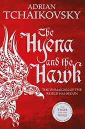 Hyena and the hawek