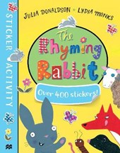 Rhyming Rabbit Sticker Book