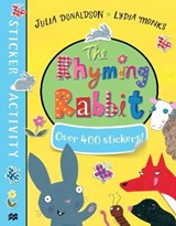 Rhyming Rabbit Sticker Book | Julia Donaldson |