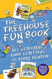 Treehouse Fun Book