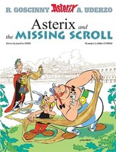 Asterix: Asterix and the Missing Scroll