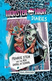 Monster High Diaries 02. Frankie Stein and the New Ghouls in School