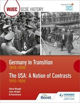 WJEC GCSE History Germany in Transition, 1919-1939 and the U | Paul Evans |