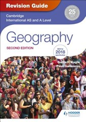 Cambridge International AS/A Level Geography Revision Guide