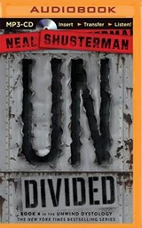 Undivided | Neal Shusterman |