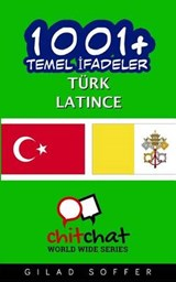 1001+ Basic Phrases Turkish - Latin | Gilad Soffer |