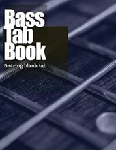 Bass Tab Book 5 String