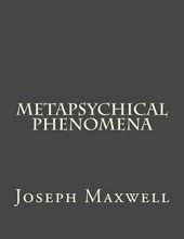 Metapsychical Phenomena