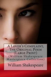 A Lover's Complaint, the Original Poem