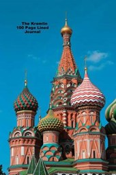 The Kremlin 100 Page Lined Journal