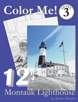 Color Me! Montauk Lighthouse | William C Wheeler |