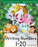 Writing Numbers 1-20 | Macy McCullough |