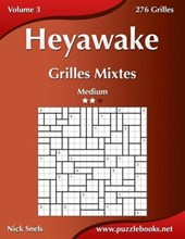 Heyawake Grilles Mixtes - Medium - Volume 3 - 276 Grilles