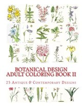 Botanical Design Adult Coloring Book #2 | MENNIG,  Carol Elizabeth |