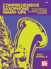Comprehensive Saxophone Warm-ups