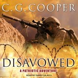 Disavowed | C. G. Cooper |
