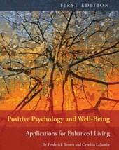 Positive Psychology and Well-Being