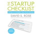 The Startup Checklist | David S. Rose |