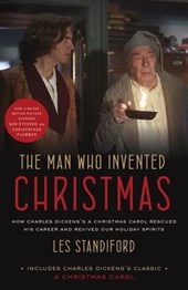Man Who Invented Christmas (Movie Tie-In)