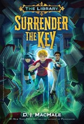 Surrender the Key (The Library Book 1) | D. J. MacHale |