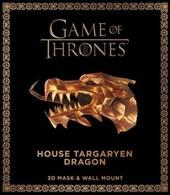 Game of Thrones Mask House Targaryen Dragon