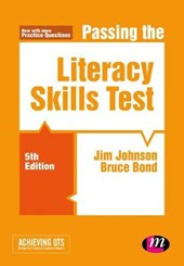 Passing the Literacy Skills Test | Jim Johnson |