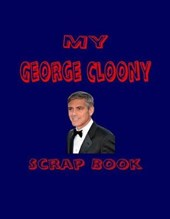 My George Cloony Scrap Book