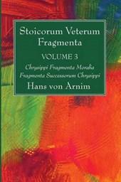 Stoicorum Veterum Fragmenta Volume