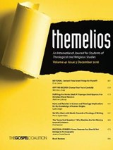 Themelios, Volume 41, Issue | auteur onbekend |