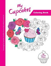 My Cupcakes Coloring Book