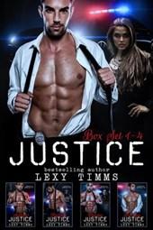 Justice - Complete Series (Justice Series)
