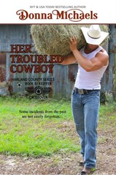 Her Troubled Cowboy (Harland County Series, #9)