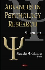 Advances in Psychology Research |  |