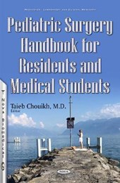 Pediatric Surgery Handbook for Residents and Medical Students
