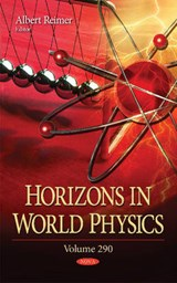 Horizons in World Physics | auteur onbekend |
