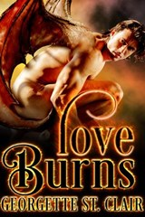 Love Burns (The Mating Game) | Georgette St. Clair |