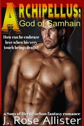 Archipellus: God of Samhain (A Sons of Herne Romance)