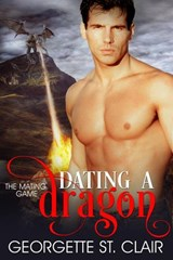 Dating A Dragon (The Mating Game, #2) | Georgette St. Clair |