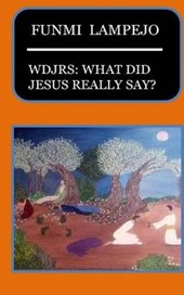 Wdjrs - What Did Jesus Really Say?