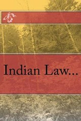 Indian Law | Adina Lev |