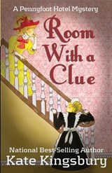 Room With a Clue | Kate Kingsbury |
