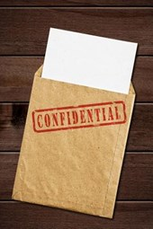 My Confidential Thoughts Journal