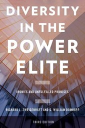 Diversity in the Power Elite | Zweigenhaft, Richard L. ; Domhoff, G. William |