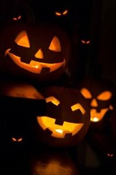 Halloween Pumpkins Journal - Jack-O-Lanterns