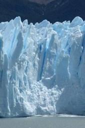 The Massive Perito Moreno Glacier in Patagonia, Argentina