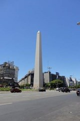 The Obelisk in Buenes Aires, Argentina | Unique Journal |