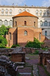 St George Rotunda Sofia Bulgaria Journal