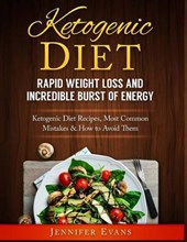 Ketogenic Diet - Rapid Weight Loss and Incredible Burst of Energy. Ketogenic Die